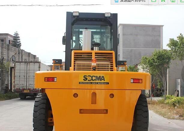 温州15吨叉车租赁15吨国产叉车出租15吨重叉车