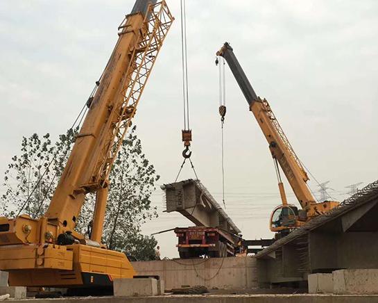 温州吊车桥梁吊车吊装
