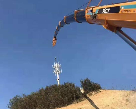 温州电信塔安装